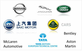 Automotive Manufacturers